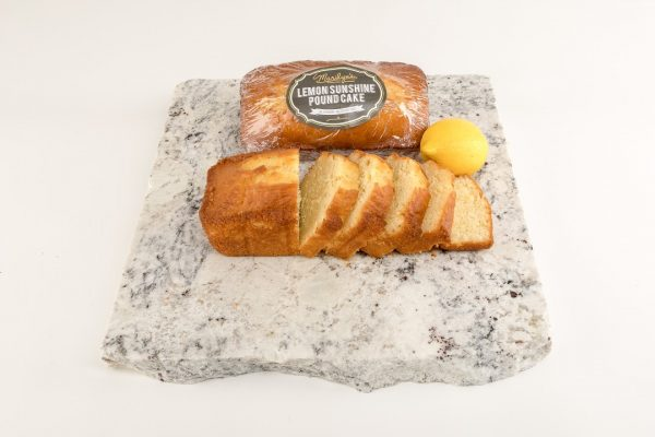 Sunshine Lemon Pound Cake
