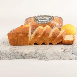 Sunshine Lemon Pound Cake 2lb.