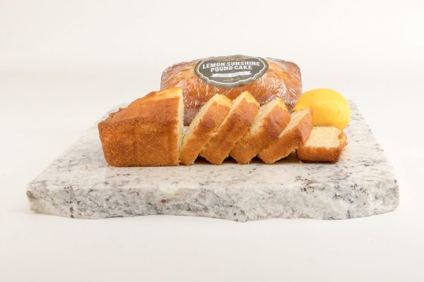 Sunshine Lemon Pound Cake 2lb.
