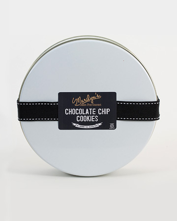 Chocolate Chip Cookie Tin