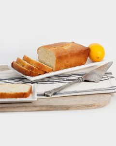 Sunshine Lemon Pound Cake